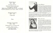 Koncert - program - Remscheid, 29 kwietnia 1987